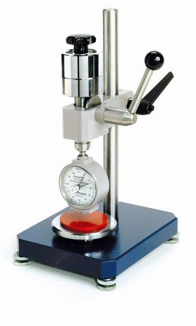 Máy đo độ cứng cho bánh xe cao su, bánh xe nhựa