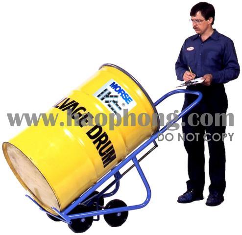 Xe đẩy thùng phuy 4 bánh