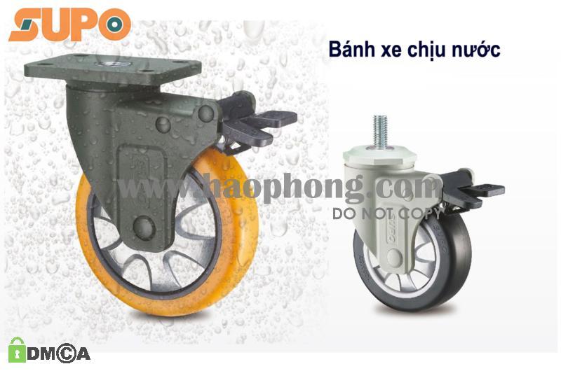 Bánh xe chịu nước chuyên dụng (SUPO - HP Series)