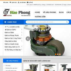 Trang web bán bánh xe đẩy hàng tại Hà Nội