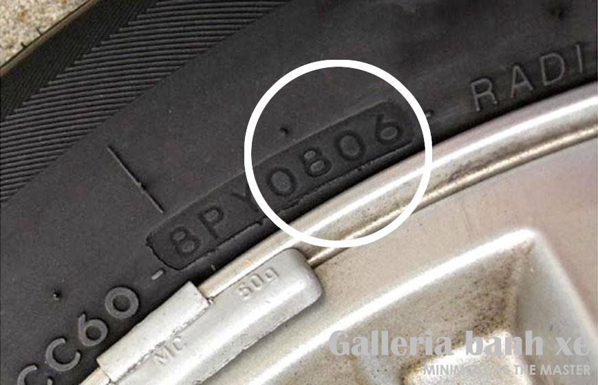 Hạn sử dụng của bánh xe cao su lốp ô tô