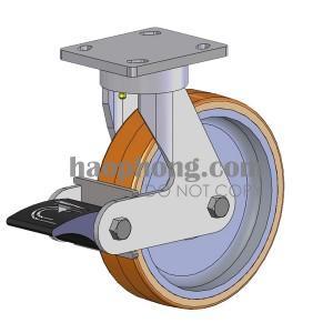 Khóa trục cam dành riêng cho bánh xe PU
