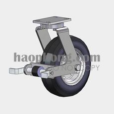 Khóa trục cam dành riêng cho bánh xe cao su lốp hơi